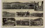 AK Mehrbild Knüllgebirge Schwarzenborn Appenfeld Trachten ... 1940