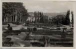 AK Foto Bielefeld Botanischer Garten 1940