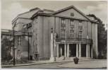 AK Foto Stralsund Theater 1966