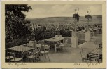 AK Bad Mergentheim Blick vom Cafe Waldeck 1940