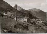 AK Foto Berchtesgaden Auf dem Obersalzberg Platterhof Bormann-Haus Hitler-Haus nach Zerstörung 1945