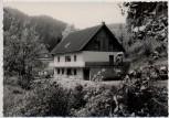 AK Foto Wildemann Gästehaus und Restaurant Zur Brücke Oberharz 1960