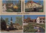 AK Mehrbild Grüße aus Kirchham Ortsansichten Niederbayern 1986
