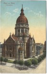 AK Mainz am Rhein Christuskirche 1920