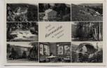 AK Mehrbild Gruß von der Herrnmühle im Kahlgrund Spessart b. Michelbach Alzenau 1963