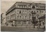 AK Foto Aue in Sachsen HO-Hotel Blauer Engel 1966