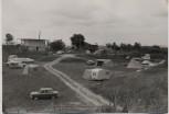 AK Foto Hallwangen Feriendorf und Campingplatz Königskanzel b. Dornstetten 1960
