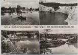 AK Mehrbild Pretzien Naherholungsgebiet bei Schönebeck Elbe 1981
