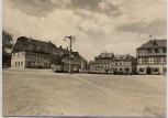 AK Foto Zwönitz im Erzgebirge Markt 1960