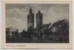 AK Jüterbog Dammtortürme 1940