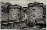 AK Foto Büdingen Hessen Untertor 1960