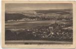 AK Saarbrücken Blick auf St. Arnual und Brebach 1920