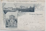 AK Plantagengut Göppersdorf b. Burgstädt 1899