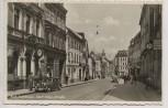 VERKAUFT !!!   AK Foto Asch Adolf-Hitler-Straße Sudetengau Aš Tschechien 1940