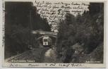 AK Foto Thüringerwaldbahn Gotha Zwischen Friedrichroda und Tabarz Verlag Bräunlich 1929