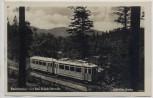AK Foto Thüringerwaldbahn Gotha Reinhardsbrunn bei Friedrichroda Verlag Bräunlich 1929
