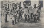 AK Foto Original Aufnahme vom feindlichen Kriegsschauplatz Freiwillige polnische Jungschützen der österreichisch-ungarischen Armee 1. WK Verlag Gustav Liersch 1915 RAR