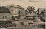 AK Foto Artern/Unstrut Geschwister-Scholl-Platz 1959