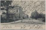 AK Güstrow in Mecklenburg Bleicherstraße 1904 RAR