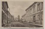 AK Müncheberg Mark Mittelstraße mit Pulverturm 1920 RAR