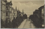 AK Ostseebad Heringsdorf Eichenweg 1908 RAR