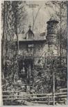 VERKAUFT !!!   AK Boberg Flaschenburg bei Hamburg Bergedorf 1910