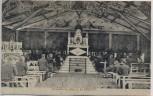 AK Soltau Kriegsgefangenen Lager Belgische Kirche 1920