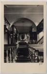 AK Foto Hoheneggelsen Kirche Innenansicht 2 bei Söhlde 1930