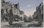AK Posen Poznań St. Martinstraße Polen 1917