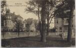 AK Rathenow Moltke- und Friedrich Lange-Straße Feldpost 1918