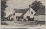 AK Seegefeld Gasthof Schwanenkrug b. Falkensee Spandau 1921 RAR