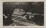 AK Foto Ostseebad Travemünde Luftbild mit Kurhaus b. Lübeck 1940