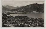 AK Foto Tegernsee Ortsansicht Luftbild 1932