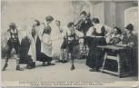 AK Künstler Jacob Damhofer' s Koschatlieder-Quintett Bad Reichenhall Kämmerbräu 1906