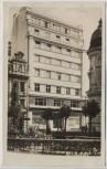 AK Foto Reichenberg Liberec Haus und Kreditkasse des Angestellten Verbandes Böhmen Tschechien 1940 RAR