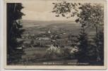 AK Foto Božanov Blick nach Barzdorf b. Braunau Broumov Sudetengau Tschechien 1940 RAR