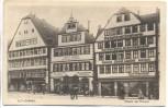 AK Alt-Cassel Kassel Häuser am Altmarkt Drahtzaunfabrik Josef Linker viele Menschen 1910 RAR