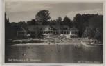 AK Foto Bad Schachen am Bodensee Strandbad Lindau 1928