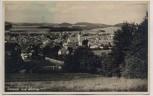 AK Foto Themar an der Werra Ortsansicht 1958