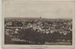 AK Berlin Wilhelmshagen Rahnsdorf Panorama mit Kirche und Villenkolonie 1920