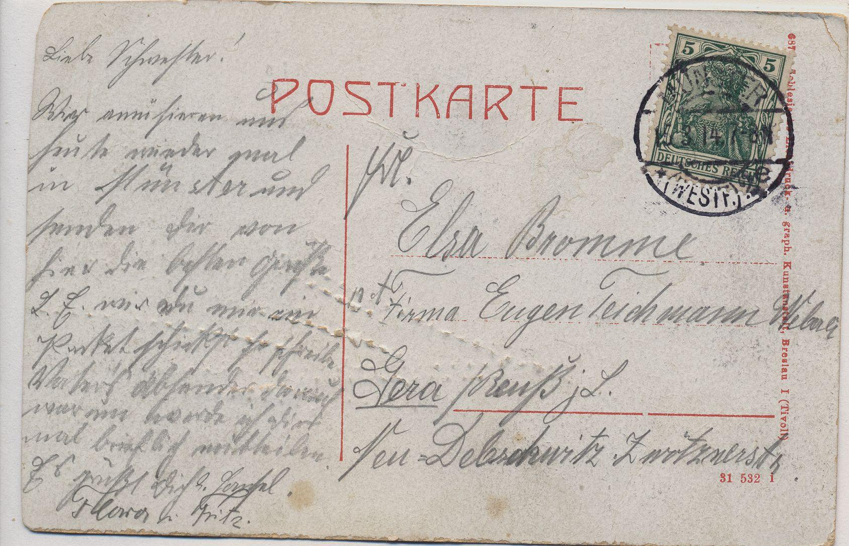 AK Münster in Westfalen Hafen Denkmal ansichtskarten markt ...